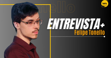Tonello, comentarista do CBLOL Academy, foi nosso convidado do Entrevista+